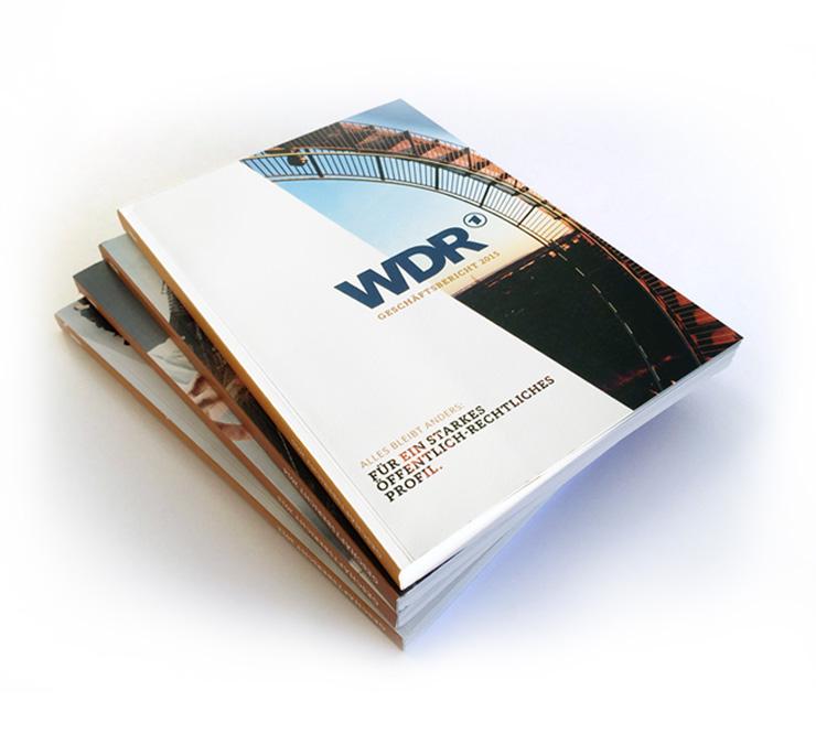 WDR Geschäftsberichte